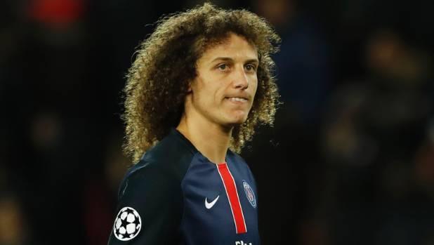 David Luiz is on his way back to Chelsea.