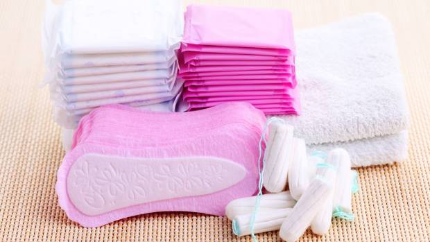 Treasurers set to ditch GST on tampons