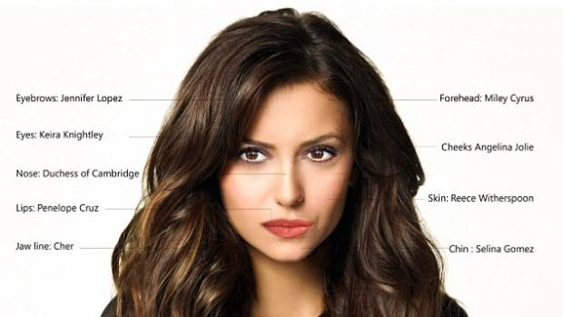 This is the perfect face according to plastic surgeon Dr Julian De Silva.