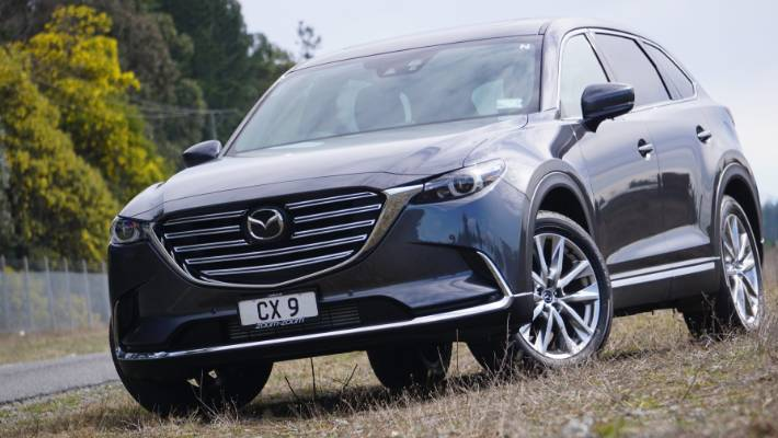 Finally The Mazda Cx 9 Is Real Thing