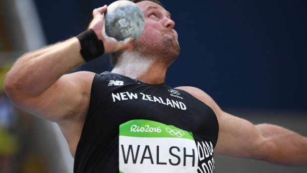 New Zealand shot put ace Tom Walsh has followed up on his Rio Olympics bronze with a mighty 22m Diamond League ...