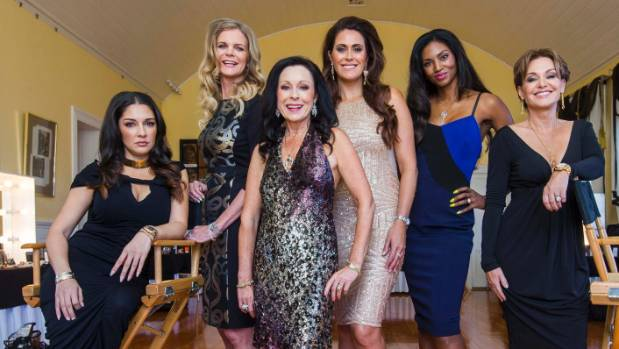 The Real Housewives fight over...well everything.
