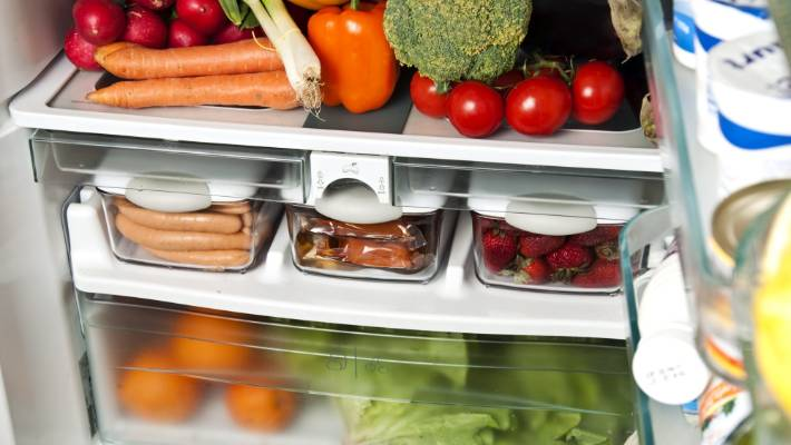 This Is Some Serious Fridge Not Like Any Flat We Ve Seen