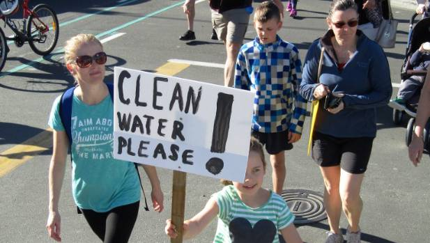 Havelock North's water contamination and gastro outbreak  affected thousands of people.