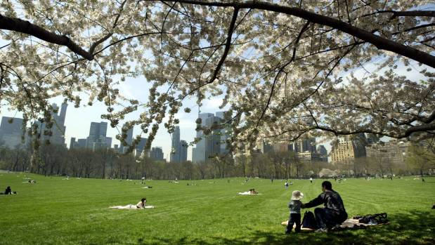 Labor Day in the US will provide New Yorkers with one of their final chances to enjoy the long Summer afternoons.