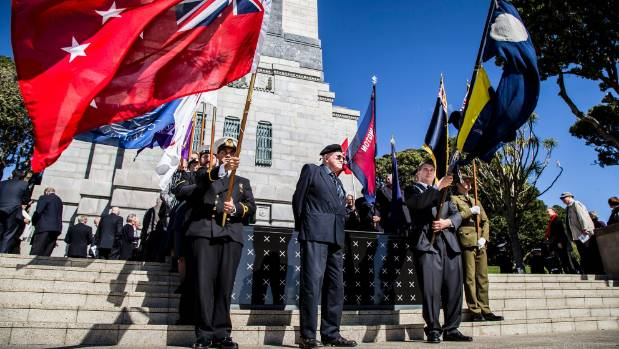 A national commemoration for the Merchant Navy is held at the Pukeahu national war memorial in Wellington.