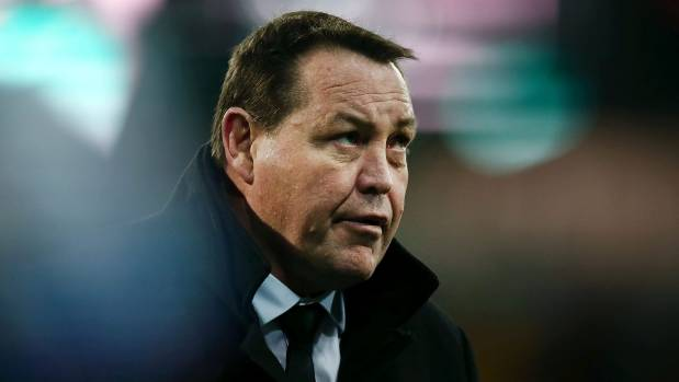 Steve Hansen will be Head Coach of the All Blacks until after the 2019 Rugby World Cup.
