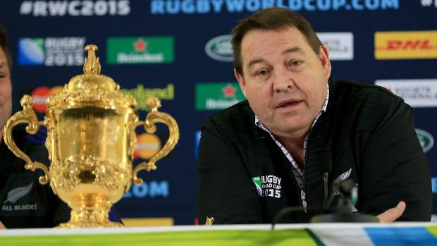 The All Blacks have been highly successful while Steve Hansen's been part of the coaching team.