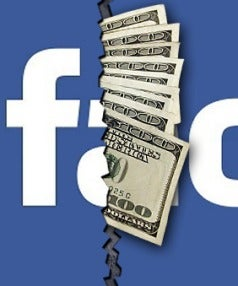 COOL: Facebook reportedly close to obtaining approval for a service allowing users to store money its social network.