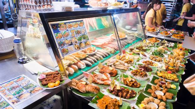 It's no wonder most Singaporeans dine out at least once a day.