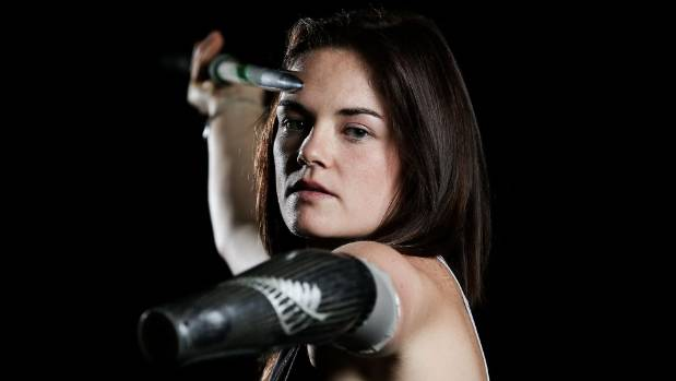 Holly Robinson is one of the 31-strong New Zealand Paralympic team.