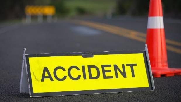 The crash happened on Kakepuku Road, Pokuru, near Te Awamutu, at 11.10pm on Sunday.