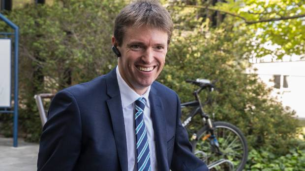 Colin Craig leaves the High Court in Christchurch following a hearing into his defamation case against former ...