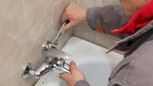 Fixing a leaky tap? Perfect job for a handyman.