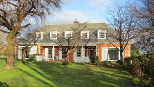 This stately Invercargill property is selling for about Auckland's average.