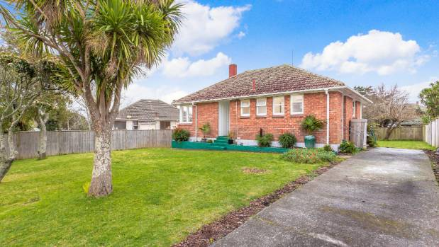 This Mt-Roskill two-bedroom property sold for just over $1m.