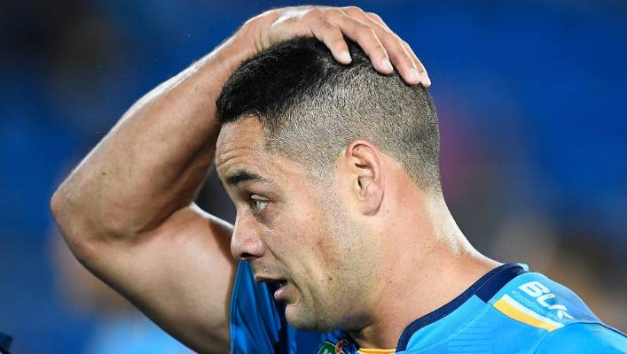 Conflicting accounts on whether Gold Coast Titans star Jarryd Hayne