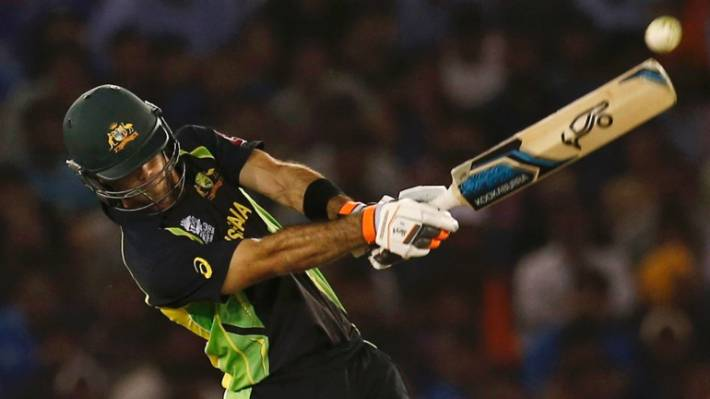 Glenn Maxwell smashes 145 not out to guide Australia to T20 record ...