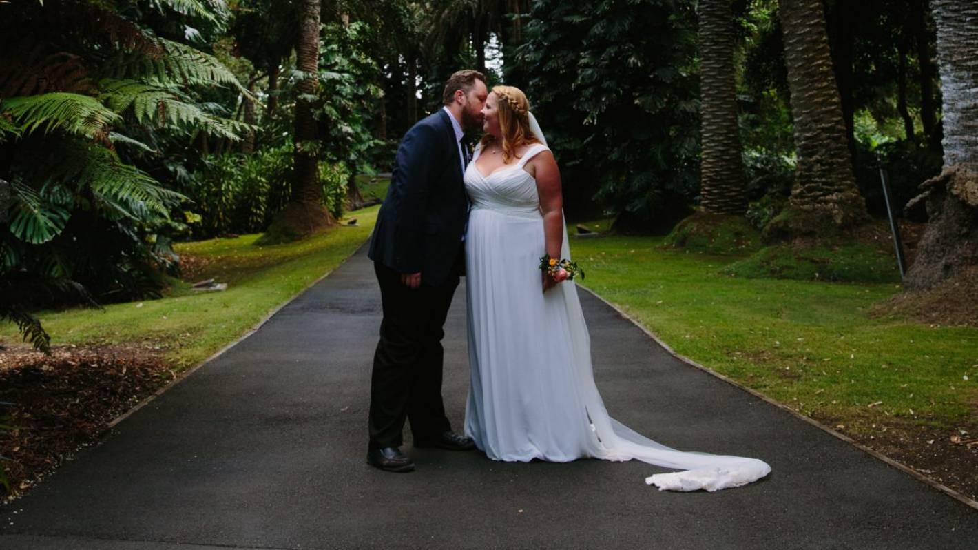 Stuff's Wedding Of The Week: Jarret And Sarah
