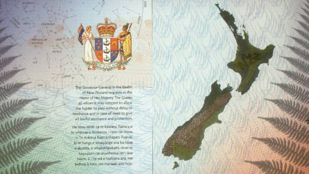 The mighty new zealand passport everything you need to know the design of the new zealand passport makes it hard to forge ccuart Choice Image