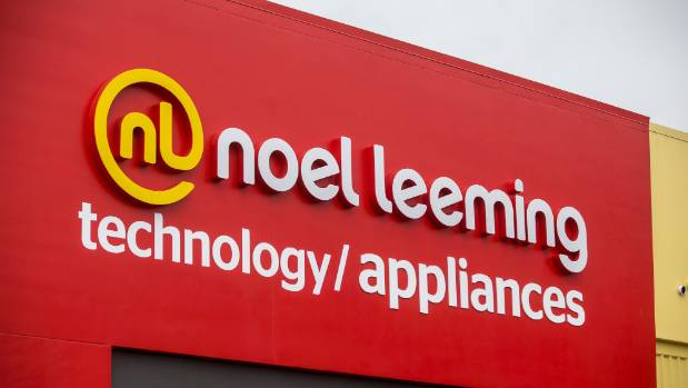 Noel Leeming sells consumer electronics in 77 stores across the country.
