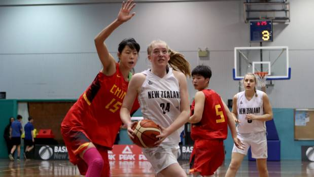 Junior Tall Ferns rally late but fall short against China in Christchurch | Stuff.co.nz
