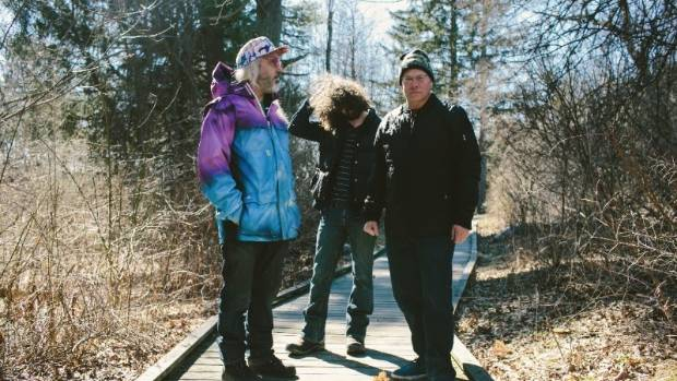 US alt-rock legends Dinosaur Jr. are coming to New Zealand.