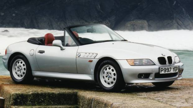 Bmw z4 its definitely time to go stuff original bmw z3 seemed cynical at launch certainly no match for a mazda mx sciox Images