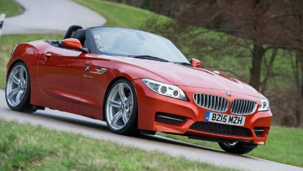 Bmw Z4 It S Definitely Time To Go Stuff Co Nz