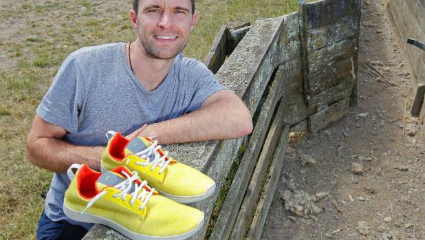 Former All Whites skipper Tim Brown has launched his new shoe company, Allbirds, in New Zealand and United States.