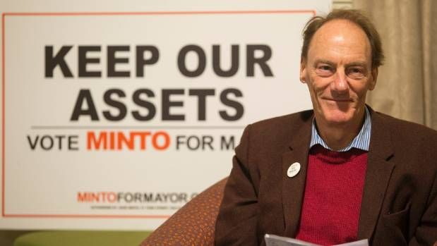 """Christchurch mayoralty candidate John Minto has """"failed to attach a price-tag to the extravagance of his big-council ..."""