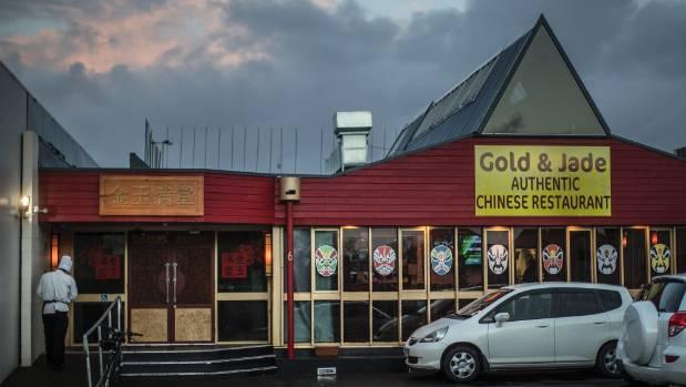 Gold & Jade restaurant in Upper Riccarton where Alps Travel has its headquarters.