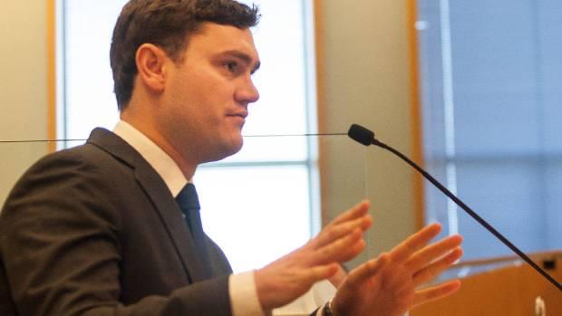 Jordan Williams testifies at Colin Craig defamation trial, Auckland High Court.