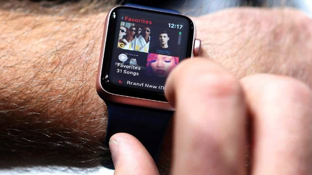 While the Apple Watch remains a small part of Apple's overall revenue, chief executive Tim Cook said last week it's the ...