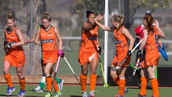 Midlands Women Take Care Of Capital To Stay In National Hockey