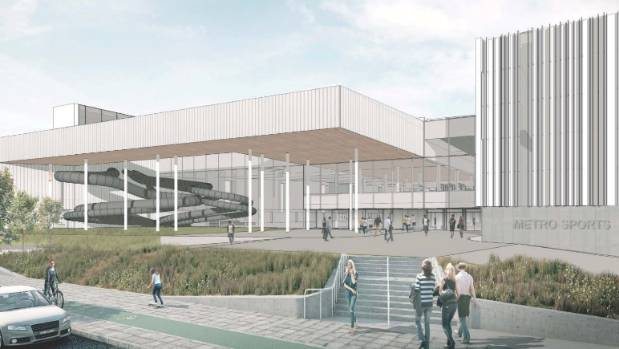 New designs for the complex were revealed earlier this year.