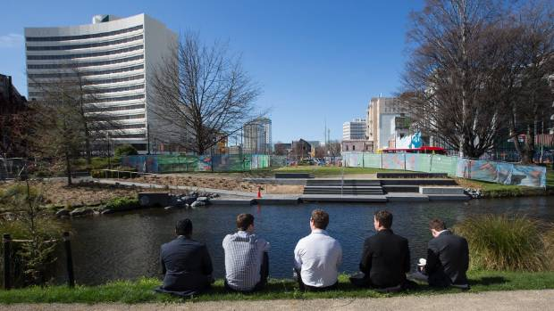 Christchurch dilemmas how is the avon river doing for Grow landscapes christchurch