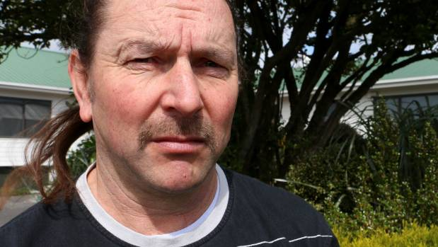 Waitara Community Board chairman Joe Rauner is worried police numbers in the town could be halved.
