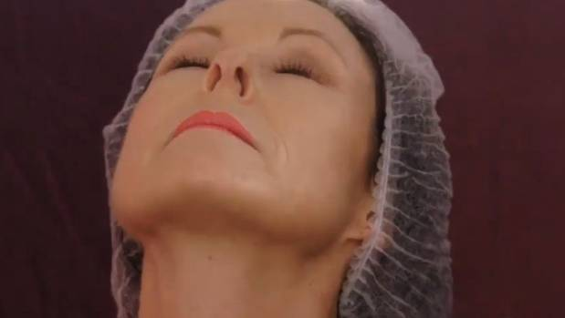 Ah, the memories... Anne's spray tan. Real Housewives of Auckland.
