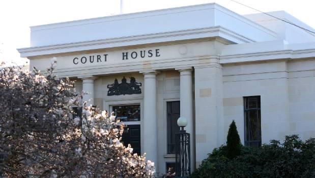 The Blenheim District Court.