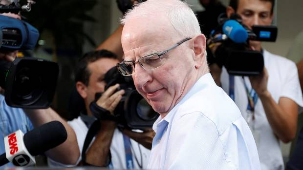 Pat Hickey: former OCI president has bail paid by ANOC