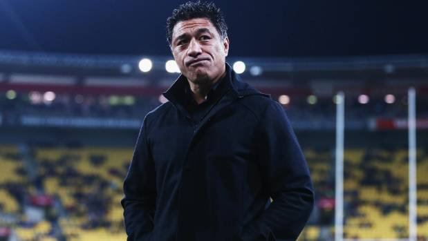 Filo Tittia will coach the Sunwolves in next season's Super Rugby  competition.