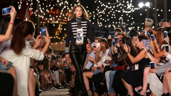 356c305c701 Gigi Hadid s Tommy Hilfiger collaboration could be in legal trouble ...