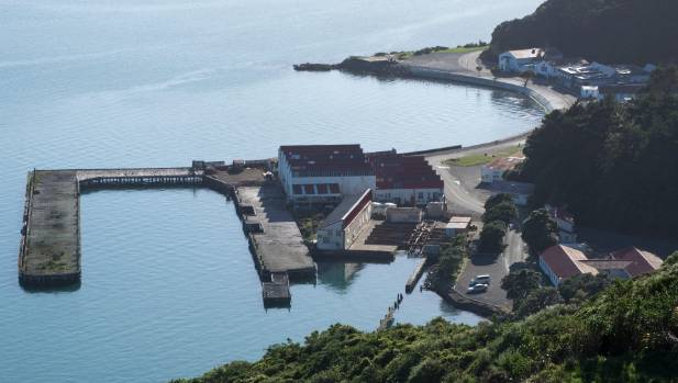 Shelly Bay, much of which has been owned by the Port Nicholson Block Settlement Trust since 2009.