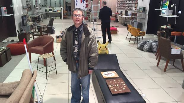 Clinton Rowe's gaming collection fills two houses, and now you have the chance to play some of his rare arcade games at ...