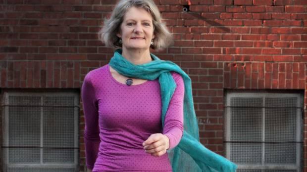 Jen Haddon's portrait in Visible: 60 Women at 60