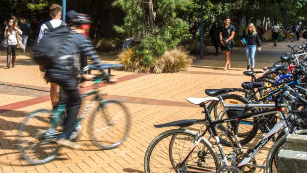 The start of the academic year is always the worst time for thefts, a University of Canterbury spokesman says.