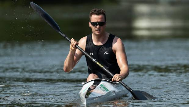 Scott Martlew was a late call-up to New Zealand's Paralympics team.