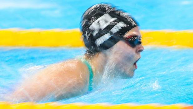 Nikita Howarth qualified for her fourth final of the Games, having already won gold and bronze medals in the pool.