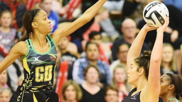 maia wilson netball height